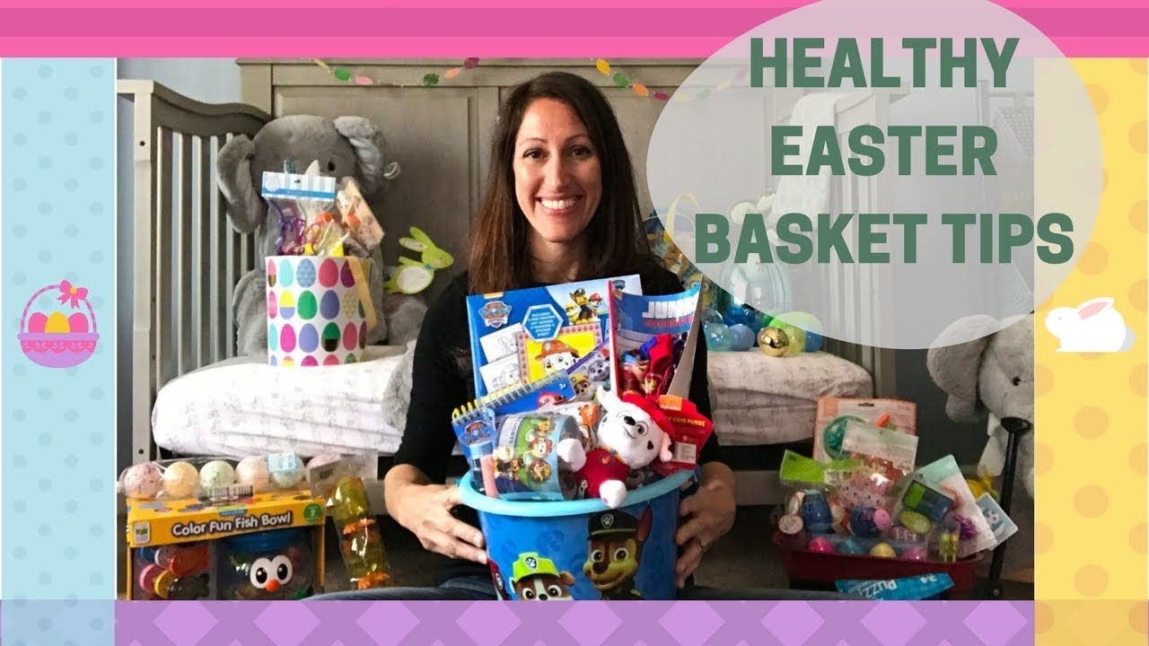 How to create a healthy easter basket 20 easter basket ideas part how to create a healthy easter basket 20 easter basket ideas part 1 negle Gallery