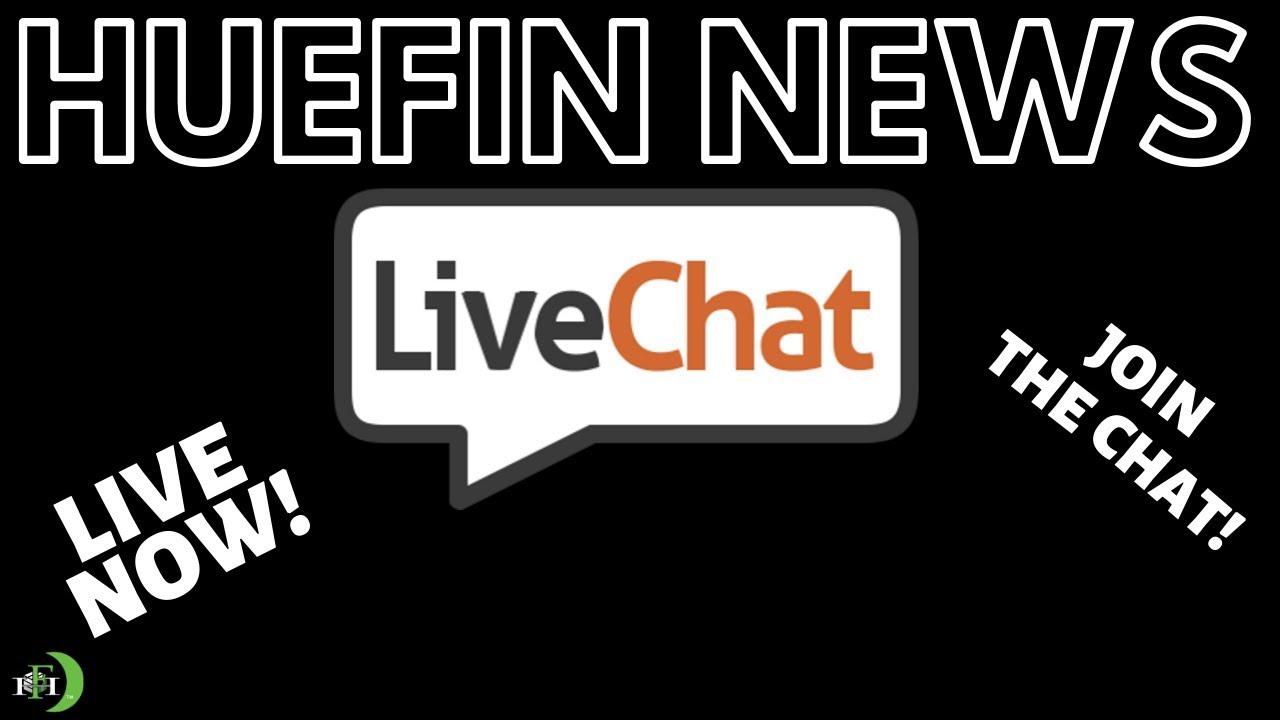 HueFin News LiveChat Stream