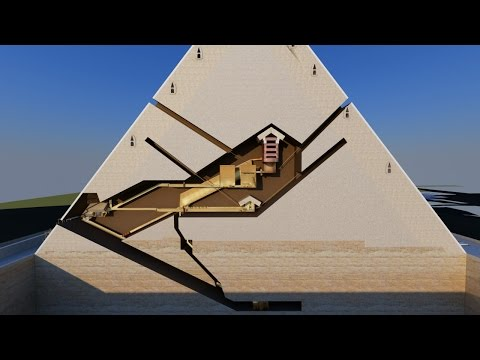 Forbidden Archeology: The Great Pyamid Khufu Ancient Egypt ● Ancient History Documentary
