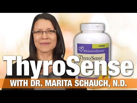 Preferred Nutrition ThyroSense With Dr. Marita Schauch