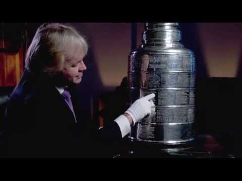 Discover Day With The Cup | Engraving the Stanley Cup