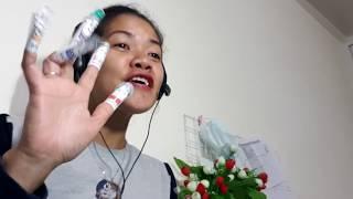 Teacher Hope's Online English class | Buhay Maestra in HaNoi