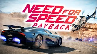 ✅Need For Speed Payback New Awesome Gameplay - Full HD 2017-18 (PC/PS4/XBOX)