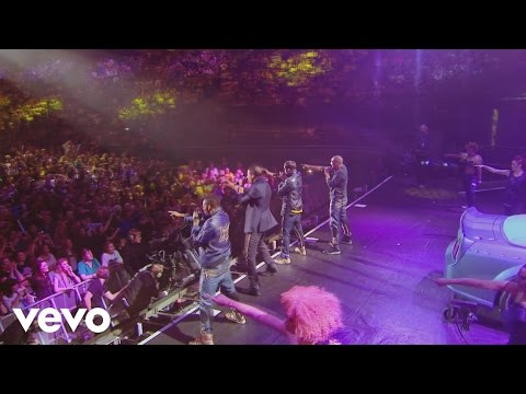 JLS - That's My Girl (Live at the 02)