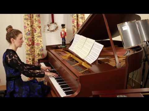 The Nutcracker on Piano Act 1: The Christmas Tree (Tchaikovsky)