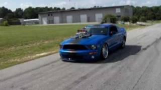 Fastlane Motorsports - Prostreet 2007 Shelby - Test Drive 1
