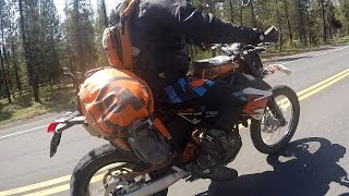 Giant Loop Great Basin Saddlebag System Review | Motorcycle Superstore