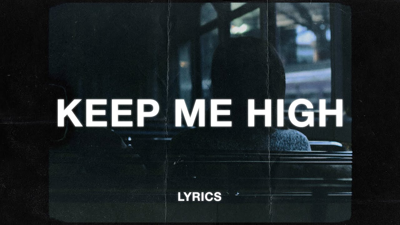 Resident - having you around could keep me high (Lyrics)
