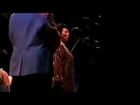 Ghena Dimitrova - Turandot - In questa reggia -  Park next to New York 1996