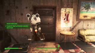 Fallout 4 Paul confronts Henry Cooke