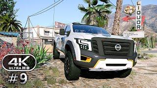 Grand Theft Auto 5 Gameplay Walkthrough Part 9 - GTA 5 (PC 4K 60FPS)