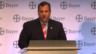 Governor Christie: Working Together To Make New Jersey More Competitive