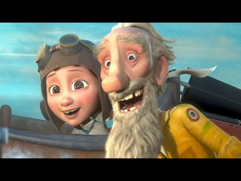 THE LITTLE PRINCE Movie Trailer (2015) mozi, előzetes
