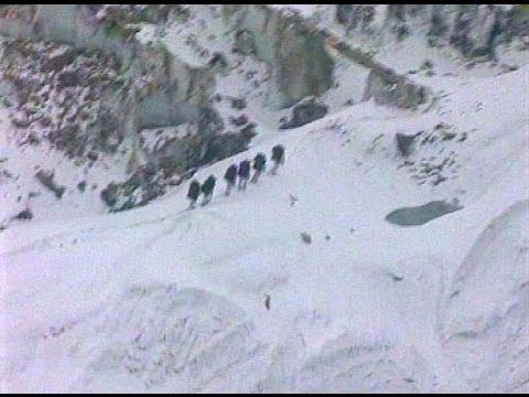 Watch how difficult it is to survive in Siachen