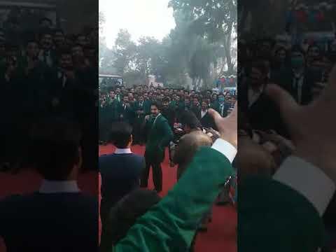 Shah rukh khan  Fan by Edward college Peshawar student must watch