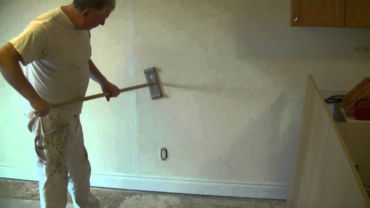 Exceptional How To Use A Pole Sander