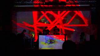 ODAIBE (PL): Ghost Drummer,WRO 2012,