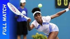 Venus Williams vs Justine Henin Full Match | US Open 2007 Semifinal