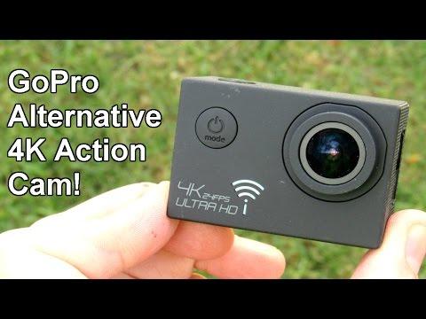 Budget GoPro Alternative: 4K Action Camera Review
