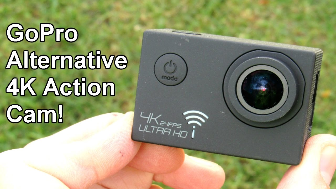 budget gopro alternative 4k action camera review youtube