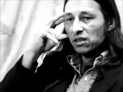 John Trudell on Mined Minds and The Great Lie
