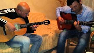 Chi tene o mare-cover by frank &jonny