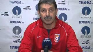 Nicolae Croitoru dupa Gaz - Chindia 2-1 | novatav.ro