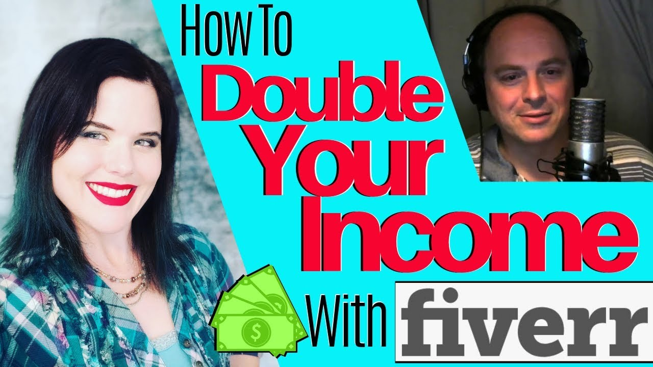 Fiverr Jobs 2X Your Income With Freelance Work From Home Jobs