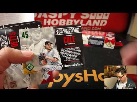 We., 01/31/18 [4Box RT] #13 – 2017 Panini CHRONICLES Baseball (MLB)