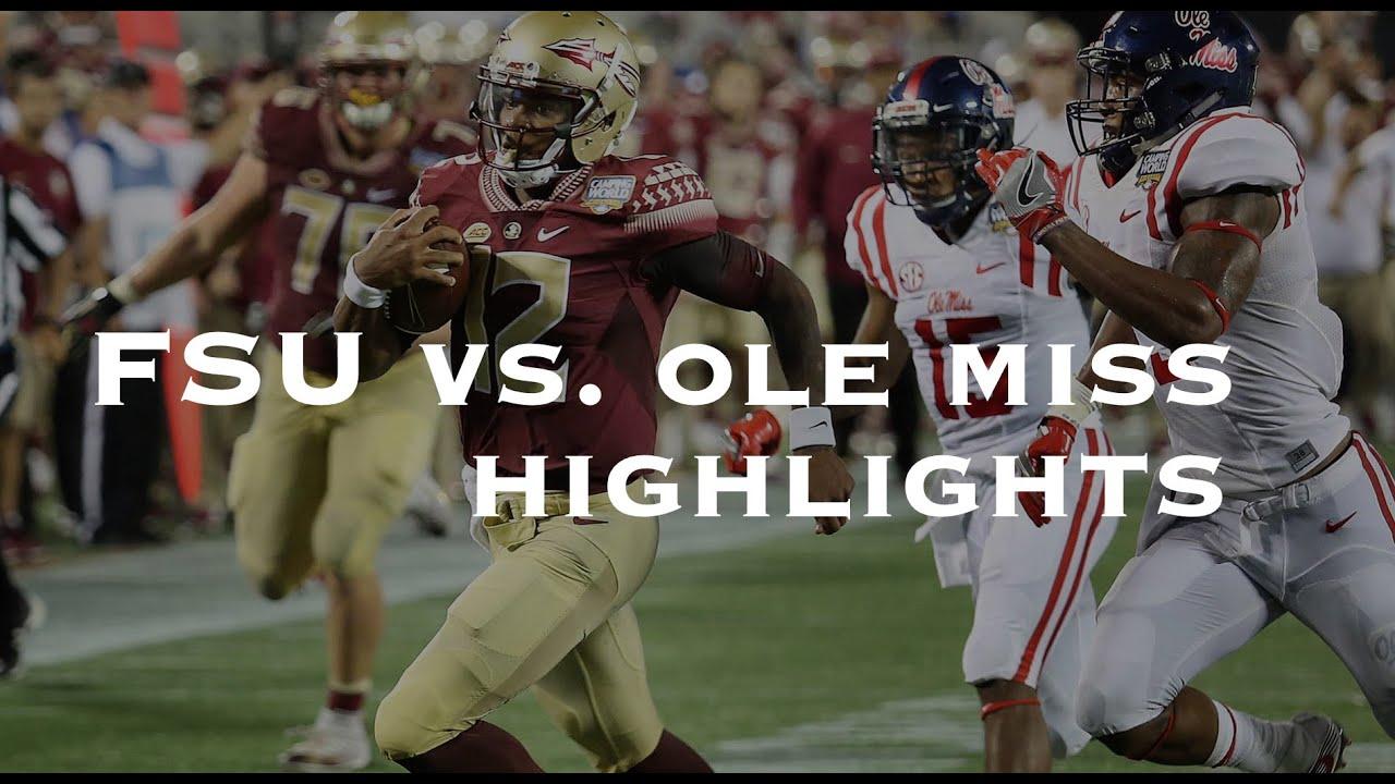 FSU vs. Ole Miss | Comeback Highlights - YouTube
