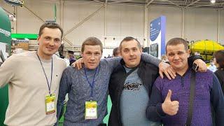 Зерновые технологии 2019! Встреча с Крестьянином и СельхозтехникаТВ!