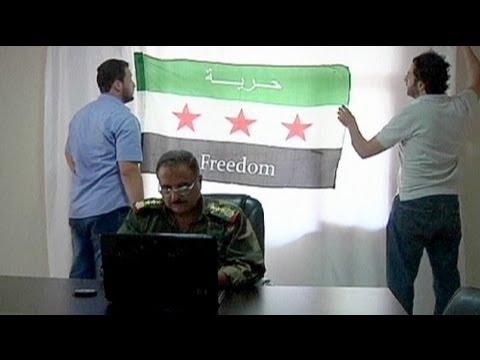 Сирія: офіцери тікають,