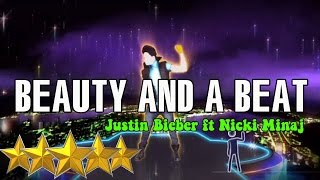 Beauty And The Beast - Justin Bieber ft  Nicki Minaj | Just Dance 4 | Best Dance Music