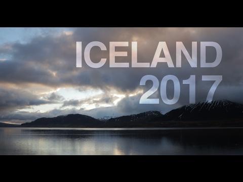 DJI Mavic Pro drone in Iceland 2017  - 4k