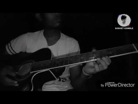 Bollywood old song a and Ek ajnabee hasina se .On guitar tabs by - sanket kamble