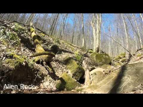 A Hike in Wayne County West Virginia