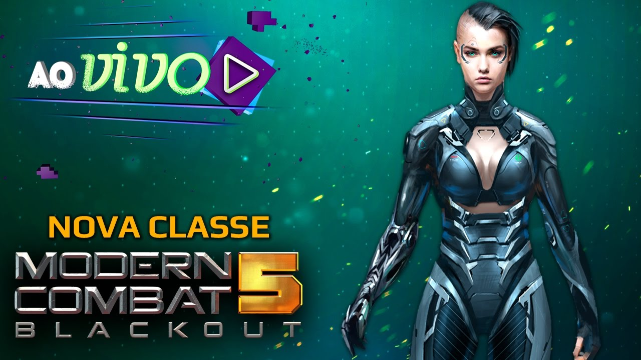 MODERN COMBAT 5 | NOVA CLASSE X1-MORPH (iOS, ANDROID, WINDOWS)