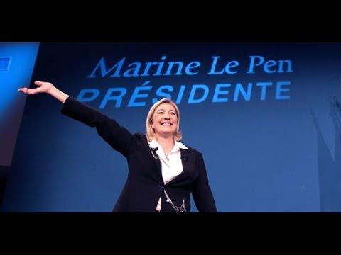 MARINE LE PEN PRÉSIDENTE DE LA RÉPUBLIQUE  !!