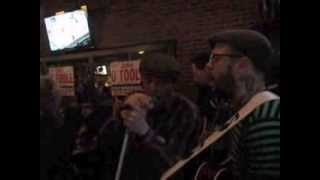 Street Dogs - Johnny Come Lately @ Blarney Stone in Dorchester, MA (2/9/14)
