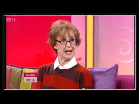 Una Stubbs on Lorraine