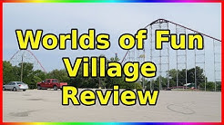 World's of Fun Village Review - Camping in KC- Sir Willow's Park Tales Ep 16