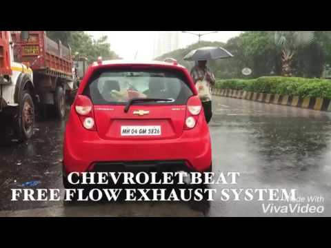 Chevrolet Beat Exhaust Sound By Mark Performance Racing Exhaust