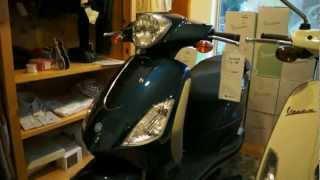 2012 Piaggio Fly 150 - Quick Review
