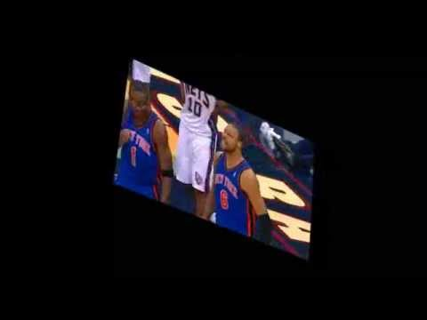 New York Knicks Official 2011-2012 Intro