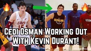 The Crazy Transformation of Cedi Osman This Summer | LeBron James and Kyle Korver Hybrid?