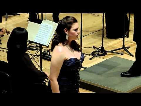 The Chamber Orchestra of Philadelphia performs Brossé's ''I Loved You'' (excerpt)