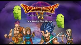 dragon quest vi android full 2015 links apk data