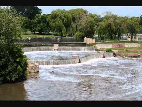 History of the Calumet Sag Channel