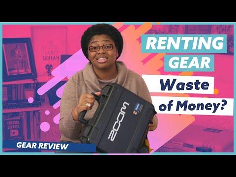 Camera Equipment Rental For YouTube Videos | LensRentals.com Review 2020