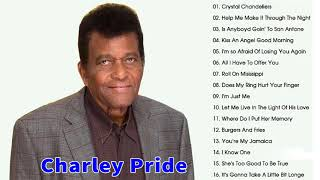 Charley Pride Greatest Hits 2020 - Best Of Charley Pride Collection